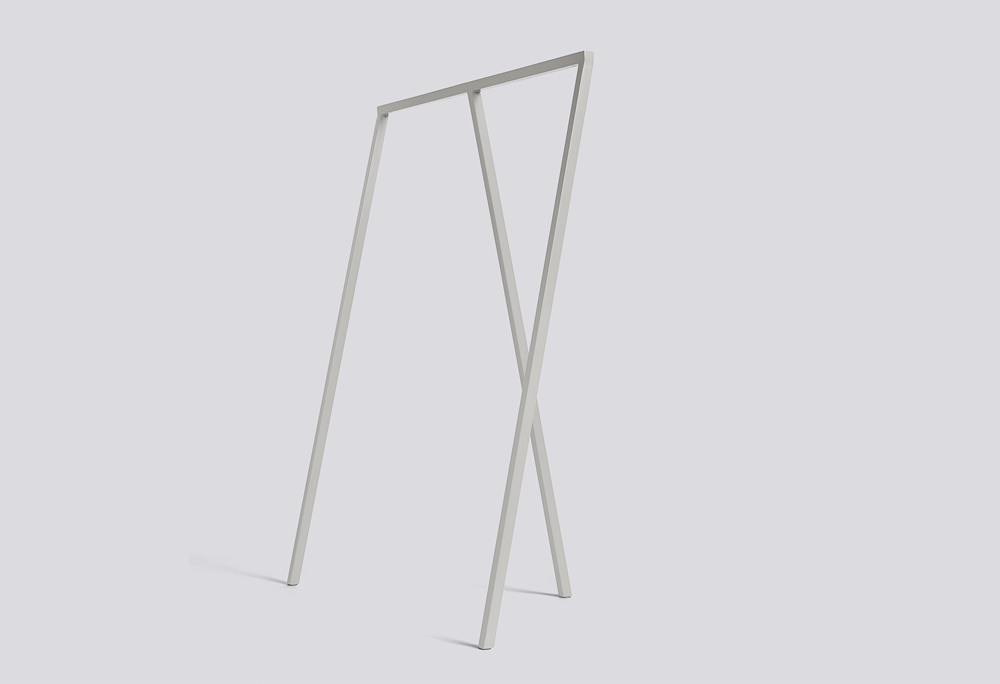 HAY LOOP STAND NEW GREY