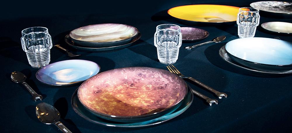 DIESELXSELETTI COSMIC DINNER