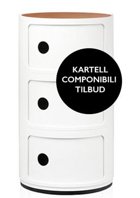 KARTELL COMPONIBILI TILBUD